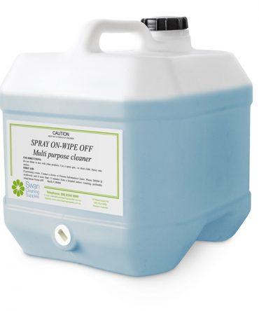 Spray On Wipe Off 15lt