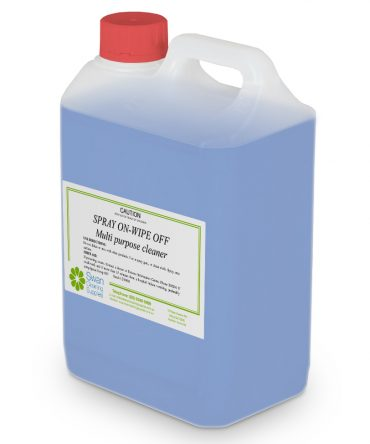 Spray On Wipe Off 5lt